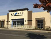 La-Z Boy at Wayne Town Center - Sized for Site